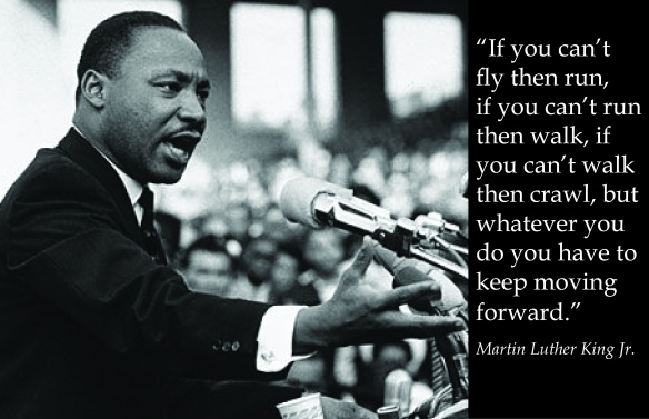 Martin Luther King, art for Blog 01