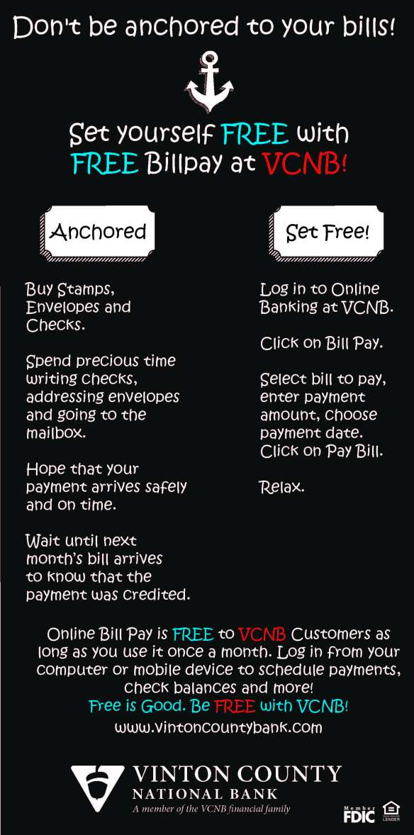 Bill Pay infographic