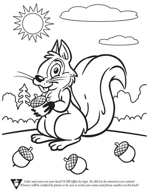Coloring Contest 2014