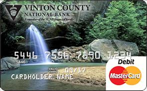 Vanity Card sample