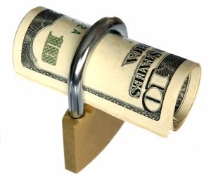 Wealth locked in