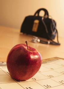 They say an apple a day will keep the doctor away. A Health Savings Account will help you prepare for the things an apple just can't take fix.