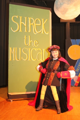 Lord Farquaad - Shrek the Musical