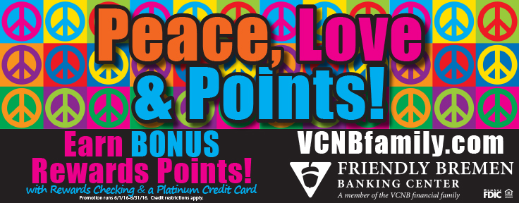 Peace, Love & Points - FBBC (Nauman Digital)