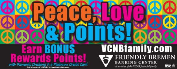 Peace, Love & Points - FBBC (Nauman Digital)