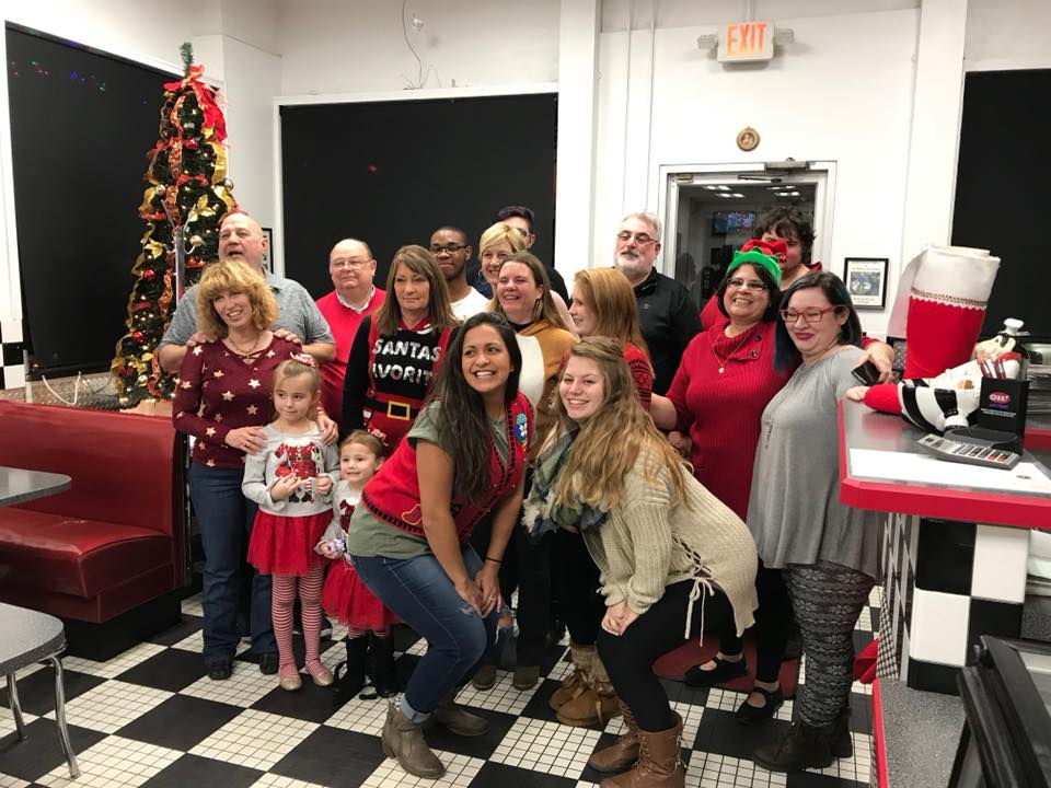 2017 Staff Christmas Party