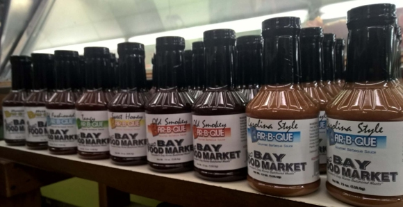 Bay Food Market BBQ Sauce