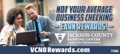 JCBC Billboard - Not Your Average (BUSINESS CHECKING) - (Jackson Digital)