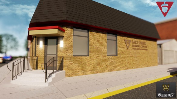 VCBC SCBC Laurelville Exterior Render Elevation 073118