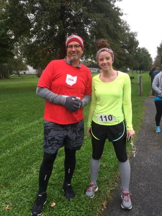 Gracie Rarick, Mike Thurston - 5k (2)