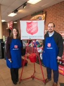 Salvation Army Brittany & Tom_1