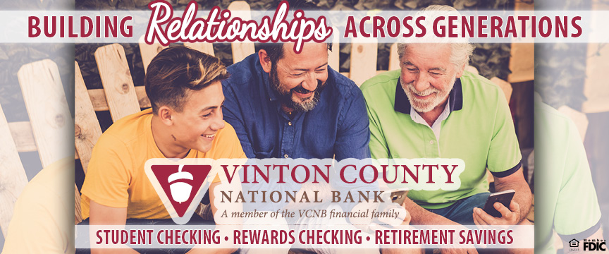VCNB Billboard - Relationships Across Generations - (Rt. 50 Kenjoh Outdoor)