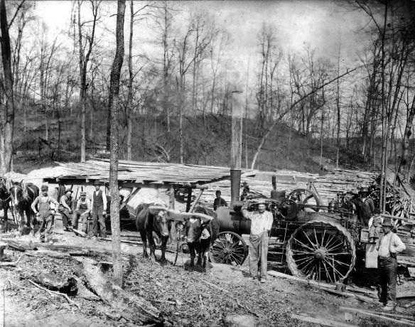 Albright historic pic